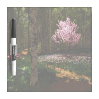 Cherry Tree Concerto Dry Erase Board