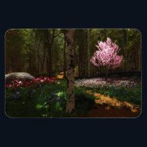 Cherry Tree Concerto Flexible Magnet