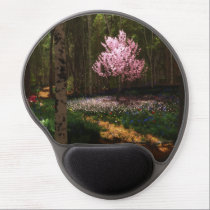 Cherry Tree Concerto Gel Mousepad