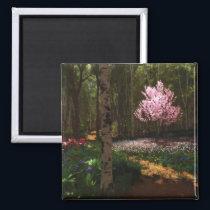 Cherry Tree Concerto Magnet