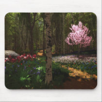 Cherry Tree Concerto Mousepad