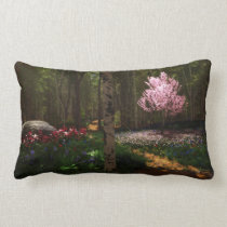 Cherry Tree Concerto Pillow