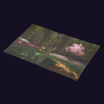 Cherry Tree Concerto Placemat
