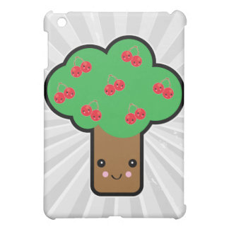 cherry tree kawaii iPad mini cases