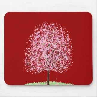 Cherry Tree Mouse Pad