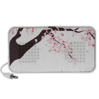 Cherry tree speakers