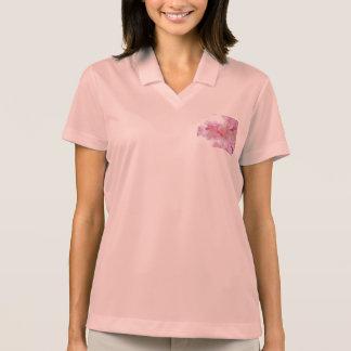 cherry trees polo shirt
