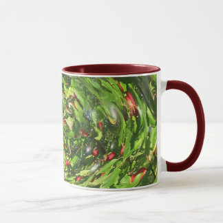 Cherry Twirl Mug