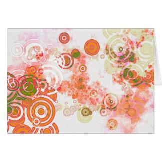 Cherry Vanilla Fizz Greeting Card
