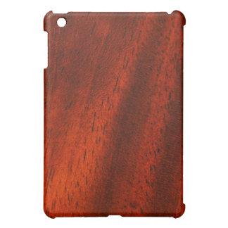 Cherry Wood Grain iPad Case