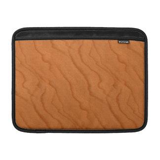 Cherry Wood Look Fine Grain MacBook Air Sleeve