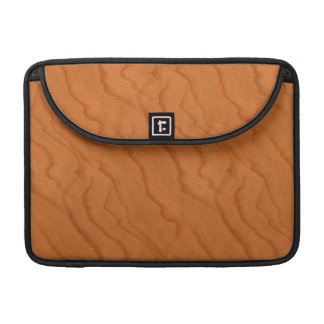 Cherry Wood Look Fine Grain MacBook Pro Sleeve