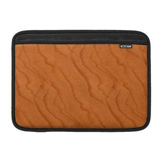 Cherry Wood Look Fine Grain MacBook Sleeve