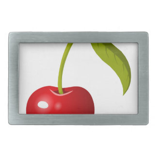 Cherry - WOWCOCO Rectangular Belt Buckle