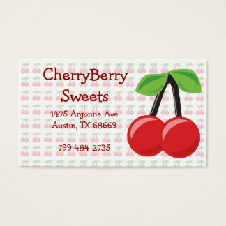 CherryBerry Business Card