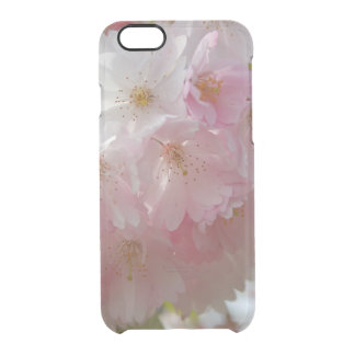 CherryBlossom_2015_0101 Clear iPhone 6/6S Case