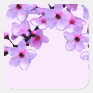 cherryblossom.jpg square sticker