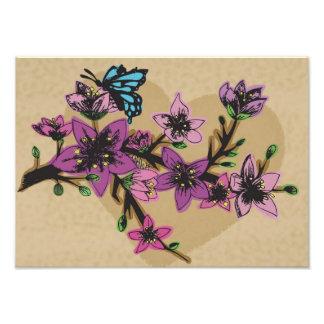 CherryBlossom Photo Print