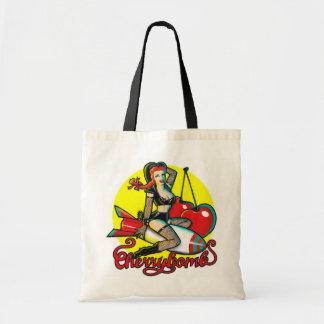 Cherrybomb Tote Budget Tote Bag