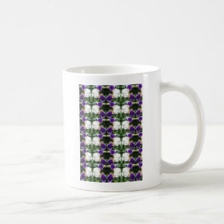 CherryHILL Purple Flower Pattern NVN220 NavinJOSHI Coffee Mug