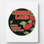 Cherryland el condado de Door Wisconsin Placas Para Mostrar