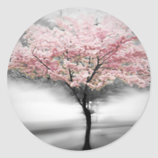 CherryTree Classic Round Sticker