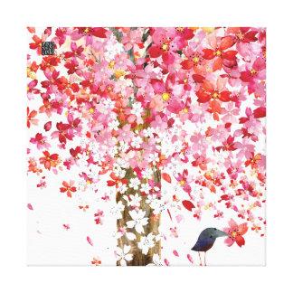 cherrytreebird canvas