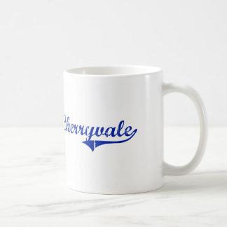 Cherryvale Kansas Classic Design Coffee Mug