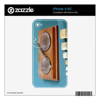 Chert weights and copper balance, Mohenjodaro, 230 Skin For iPhone 4S