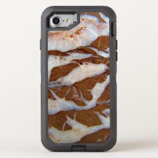 Chert with Quartz Veins OtterBox Defender iPhone 7 Case