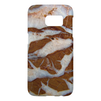 Chert with Quartz Veins Samsung Galaxy S7 Case