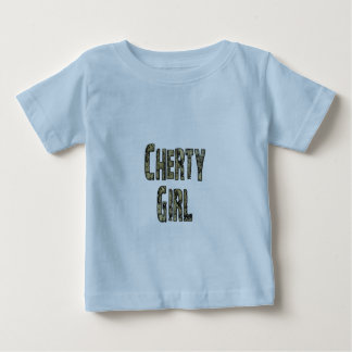 Cherty Girl Baby T-Shirt