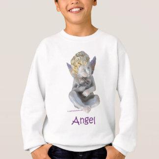 Cherub Angel and Bunny Sweatshirt