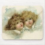 Cherub Angels Mouse Pad