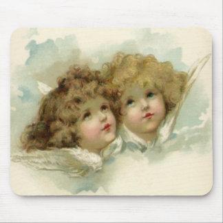 Cherub Angels Mousepads