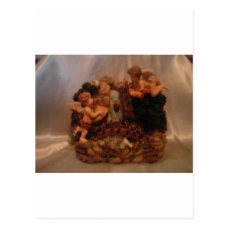 Cherub Angels Postcard