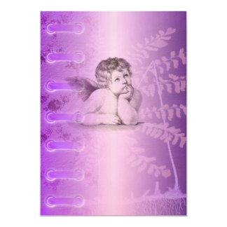 Cherub Book Cover Save The Date Card