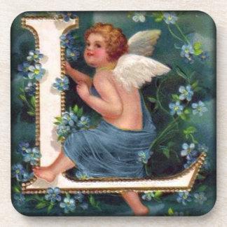 Cherub Letter L Coaster