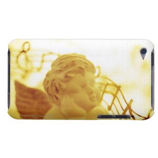 Cherub statue Case-Mate iPod touch case