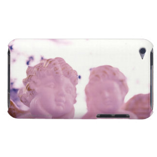 Cherub statues barely there iPod cover