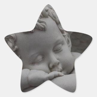Cherub Star Stickers