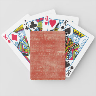 Cherub the Love Bicycle Playing Cards