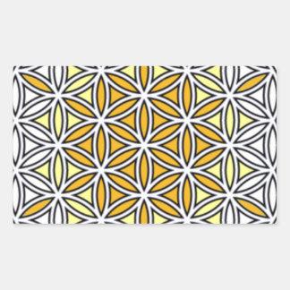 Cherubim01 Rectangular Sticker