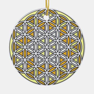 Cherubim4 Ceramic Ornament