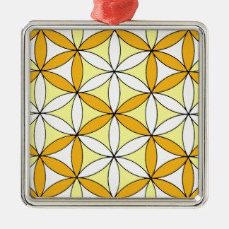 Cherubim5 Metal Ornament
