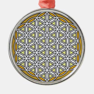 Cherubim6 Metal Ornament