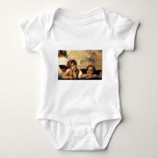 Cherubim Baby Bodysuit