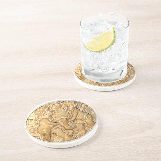 Cherubs ℒ ☺♥ε ๑ ゚Coastering ◆* Drink Coaster