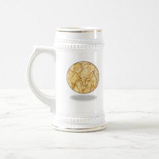 Cherubs ℒ ☺♥ε ๑ ゚CupMugging ◆* Beer Stein