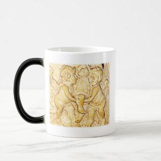 Cherubs ℒ ☺♥ε ๑ ゚CupMugging ◆* Magic Mug